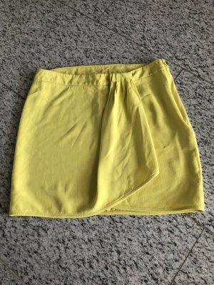 Patrizia Pepe Minirock in gelb