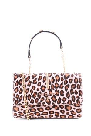 Patrizia Pepe Mini Bag leopard pattern extravagant style
