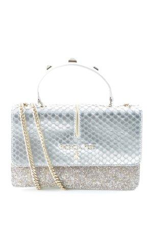 Patrizia Pepe Mini Bag multicolored glittery