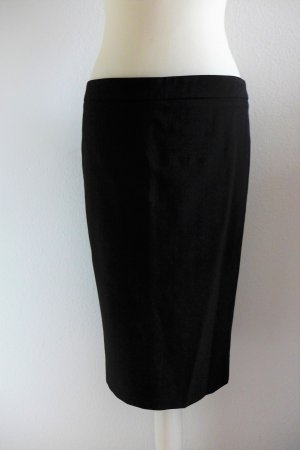 Patrizia Pepe Pencil Skirt Bleistiftrock Stretch schwarz Gr. 36 S
