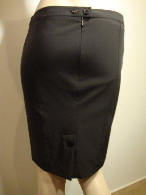 Patrizia Pepe Stretch Skirt black