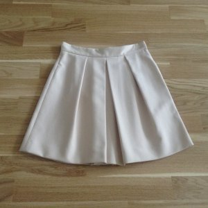 Patricia Pepe Flounce Skirt natural white