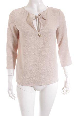 Patrizia Pepe Slip-over blouse licht beige-beige elegant