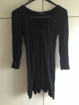 Patrizia Pepe schwarz längeres Shirt Gr.36