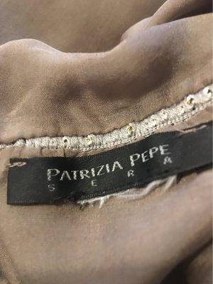 Patricia Pepe Zijden sjaal camel Zijde