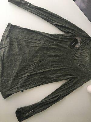 Patrizia Pepe Shirt neu&ungetragen oliv Gr.36(S)