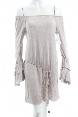 Patrizia Pepe Shirtkleid beige Casual-Look