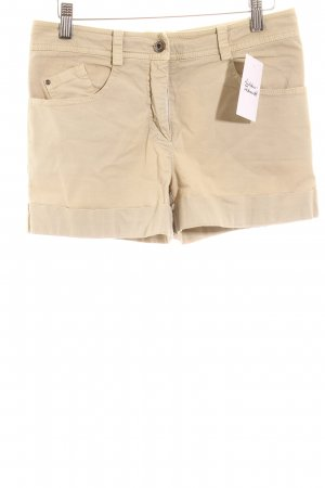 Patrizia Pepe Shorts beige Casual-Look