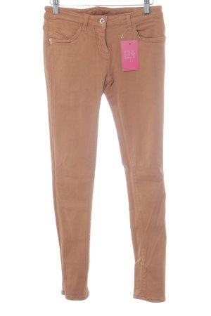 Patrizia Pepe Skinny Jeans dunkelorange Casual-Look