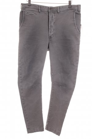 Patrizia Pepe Slim Jeans grau Casual-Look