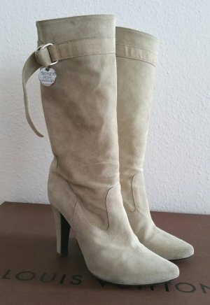 patrizia Pepe slouchy boots wildleder Stiefelette
