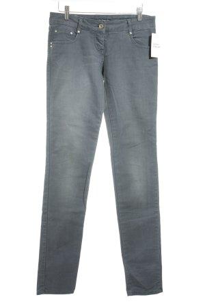 Patrizia Pepe Pantalone elasticizzato grigio stile casual