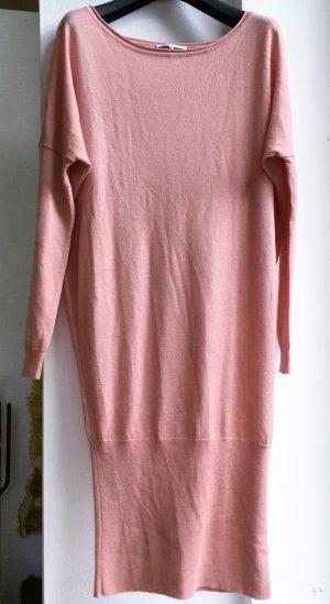 Patrizia Pepe Abito di maglia rosa pallido-rosa antico Cachemire