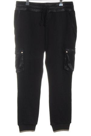 Patrizia Pepe Sweat Pants black casual look