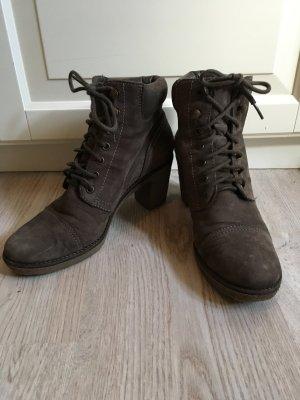 Paul Barrit Ankle Boots grau - Größe 38