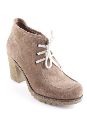 Paul Barritt Ankle Boots hellbraun Casual-Look