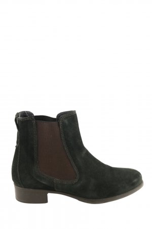 Paul Barritt Bottines à enfiler noir-brun style décontracté