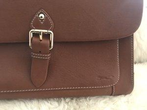 Paul Costelloe Crossbody bag cognac-coloured