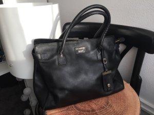 Paul Costelloe Leder Tasche