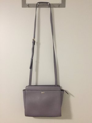 Paul Costelloe Satchel purple-grey violet