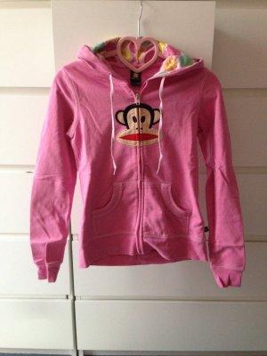Paul frank hoodie pink