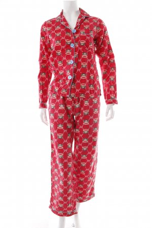 Paul frank Pyjama Allover-Druck Casual-Look