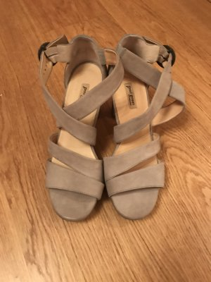Paul Green High Heel Sandal light grey