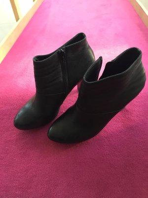 Paul Green Botas de tobillo negro