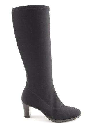 Paul Green Absatz Stiefel schwarz klassischer Stil