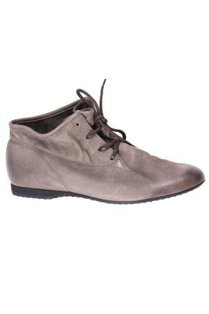 Paul Green Ankle Boots Echtleder braun Größe 40
