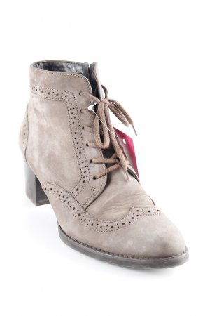 Paul Green Ankle Boots graubraun Country-Look