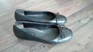 Paul Green Ballerinas schwarz 3,5 Echtleder Gr. 36 Leder