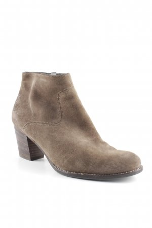 Paul Green Booties hellbraun Country-Look