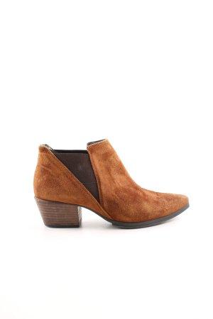 Paul Green Chelsea Boot noir-brun style décontracté