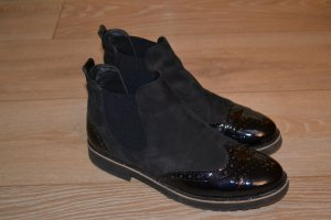 Paul Green - Chelsea Boots - blau