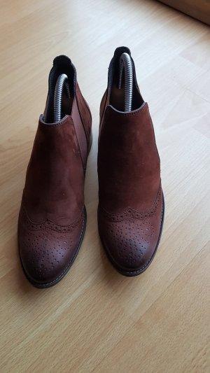 Paul Green Chelsea Boots,  braun