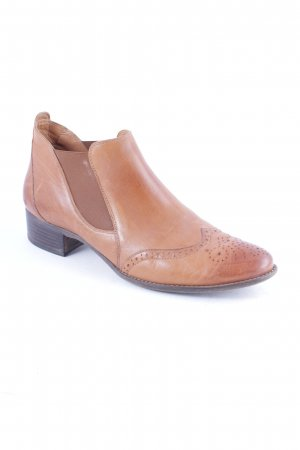 Paul Green Chelsea Boots hellbraun Casual-Look