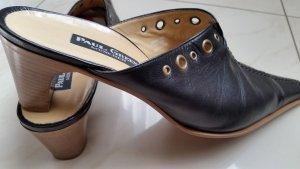 Paul Green Heel Pantolettes black