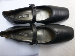 Paul Green Mary Janes black leather