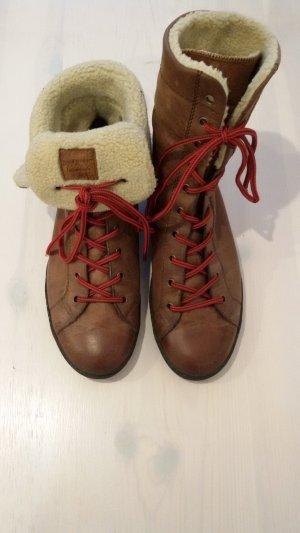 Paul Green gefütterte Sneakers