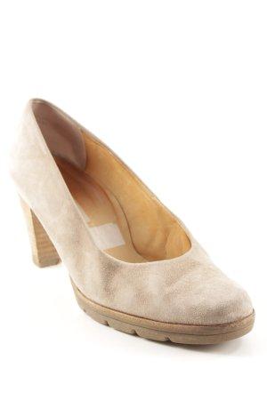Paul Green High Heels beige Casual-Look