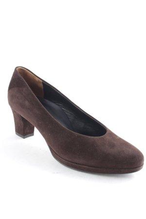 Paul Green High Heels braun Elegant