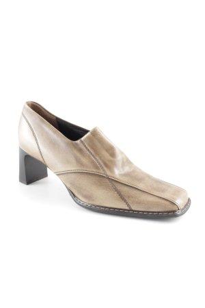 Paul Green High Heels hellbraun klassischer Stil