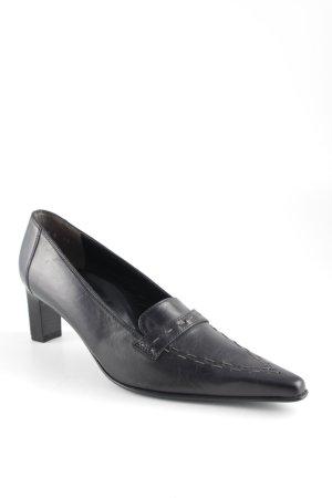 Paul Green High Heels schwarz Casual-Look