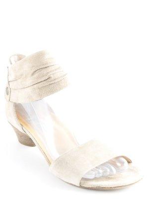 Paul Green Komfort-Sandalen beige Casual-Look