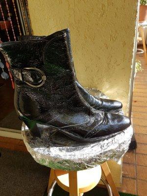 Paul Green - Lackstiefletten mit kleinem Stöckel