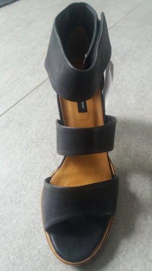 Paul Green Leder Schuhe, Gr. 5 1/2 NEU