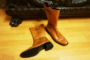 Paul Green Cothurne brun cuir