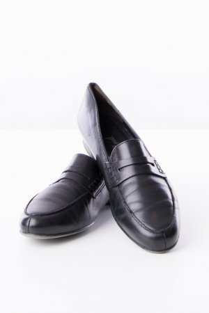 PAUL GREEN - Loafer Glattleder Schwarz