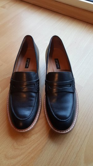 Paul Green Loafer, Pumps,  schwarz